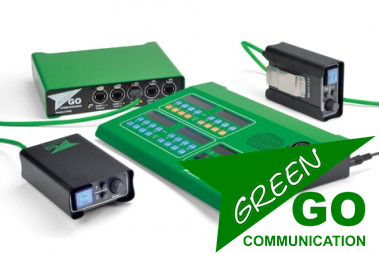 Green Go Comms and Talk Back